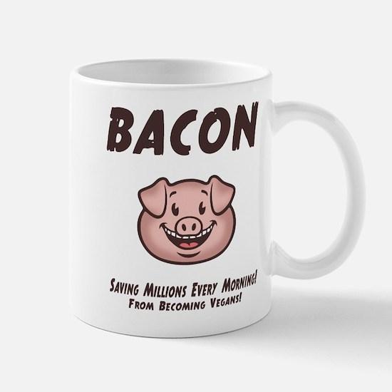 Bacon - Vegan Mug