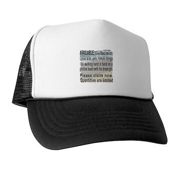 Single, but looking Trucker Hat