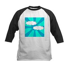 Cloudy Blue Rays Tee