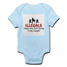Antiimmigration Illegals Dyin Infant Creeper