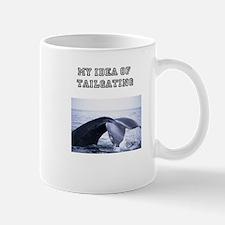 Cute Whale tail Mug