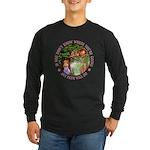 Any Path Will Do Long Sleeve Dark T-Shirt