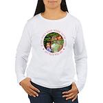 Any Path Will Do Women's Long Sleeve T-Shirt