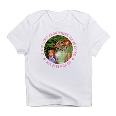Any Path Will Do Infant T-Shirt