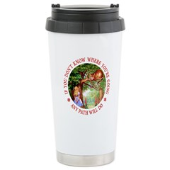 Any Path Will Do Travel Mug