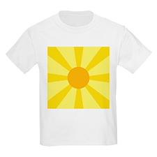 Yellow Rays T-Shirt