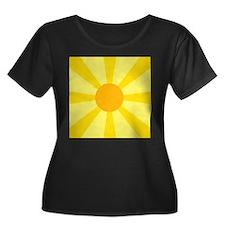 Yellow Rays T