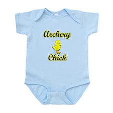 Archery Chick Infant Bodysuit