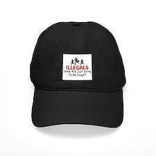 Border Crossing Illegals Dyin Baseball Hat