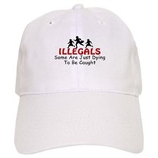 Border Crossing Illegals Dyin Baseball Cap