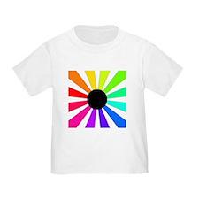 Rainbow Rays T