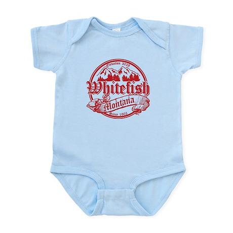 Whitefish Old Circle 2 Infant Bodysuit