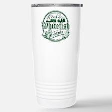 Whitefish Old Circle 2 Stainless Steel Travel Mug