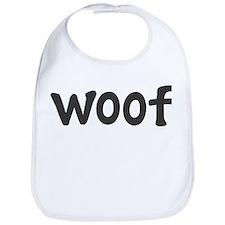 woof Bib