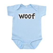 woof Infant Creeper