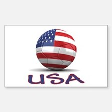Team USA Decal