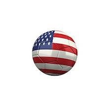 Team USA Mini Button