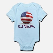 Team USA Infant Bodysuit