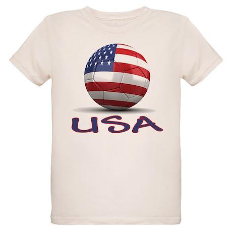 Team USA Organic Kids T-Shirt
