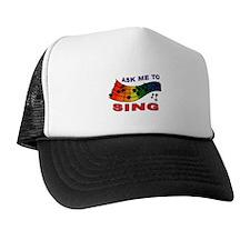 SING TO ME Hat