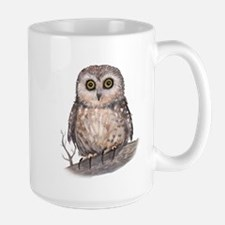 Wide Eyed Owl Mug