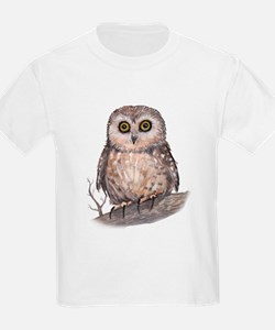 Wide Eyed Owl T-Shirt