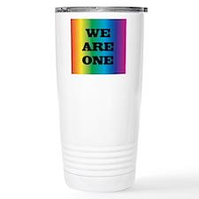 WE ARE ONE XXVT: Travel Coffee Mug