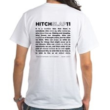 Christopher Hitchens Hitchslap 11 Shirt