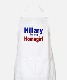 Hillary is my Homegirl BBQ Apron