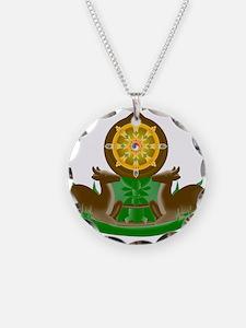 Buddhist Crown Necklace