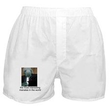 Cute Most interesting man in the world Boxer Shorts
