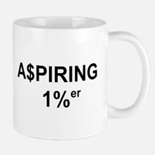 Aspring 1%er Mug
