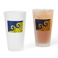 Dream Flag Drinking Glass