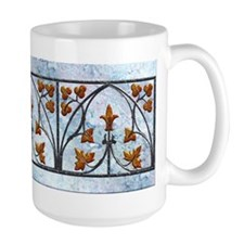 Harvest Moon's Gothic Leaves Mug