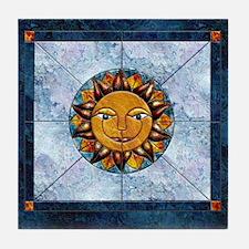 Harvest Moon's Folk Sun Tile Coaster