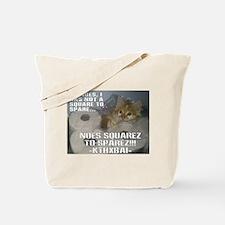 Kitteh Lulz Tote Bag