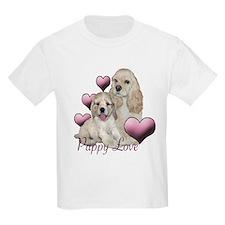 cocker spaniel puppy love T-Shirt