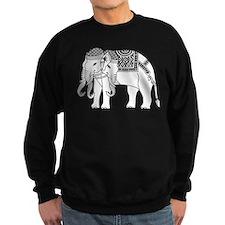 Thai Erawan White Elephant Sweatshirt
