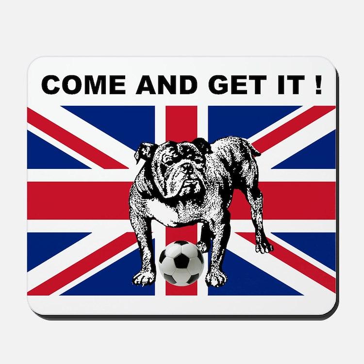 British Bulldog Mousepad