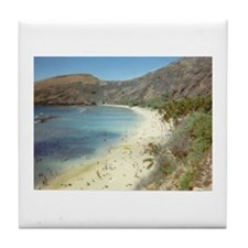 Tile Hanauma Bay Coaster