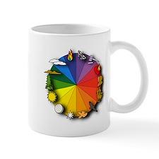 Seasonal Color Wheel Mug