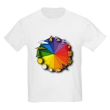 Seasonal Color Wheel T-Shirt