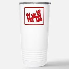 Medieval Demolition Stainless Steel Travel Mug