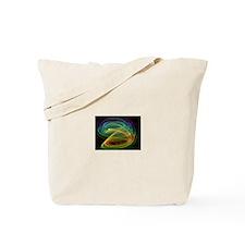 Chaos Rainbow Tote Bag