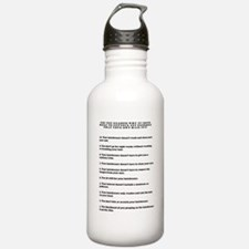 Top ten reasons why grooming Water Bottle
