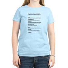 Top ten reasons why grooming T-Shirt