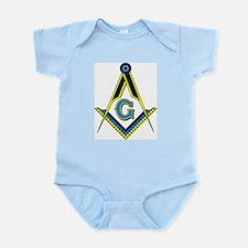 S&C Freemasonry Infant Bodysuit