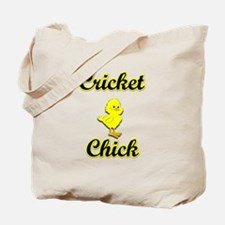 Cricket Chick Tote Bag