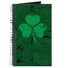 Shamrock Distressed Journal