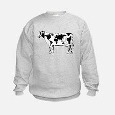 Cow Map Sweatshirt